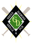 Green Diamond Grille & Pub Logo